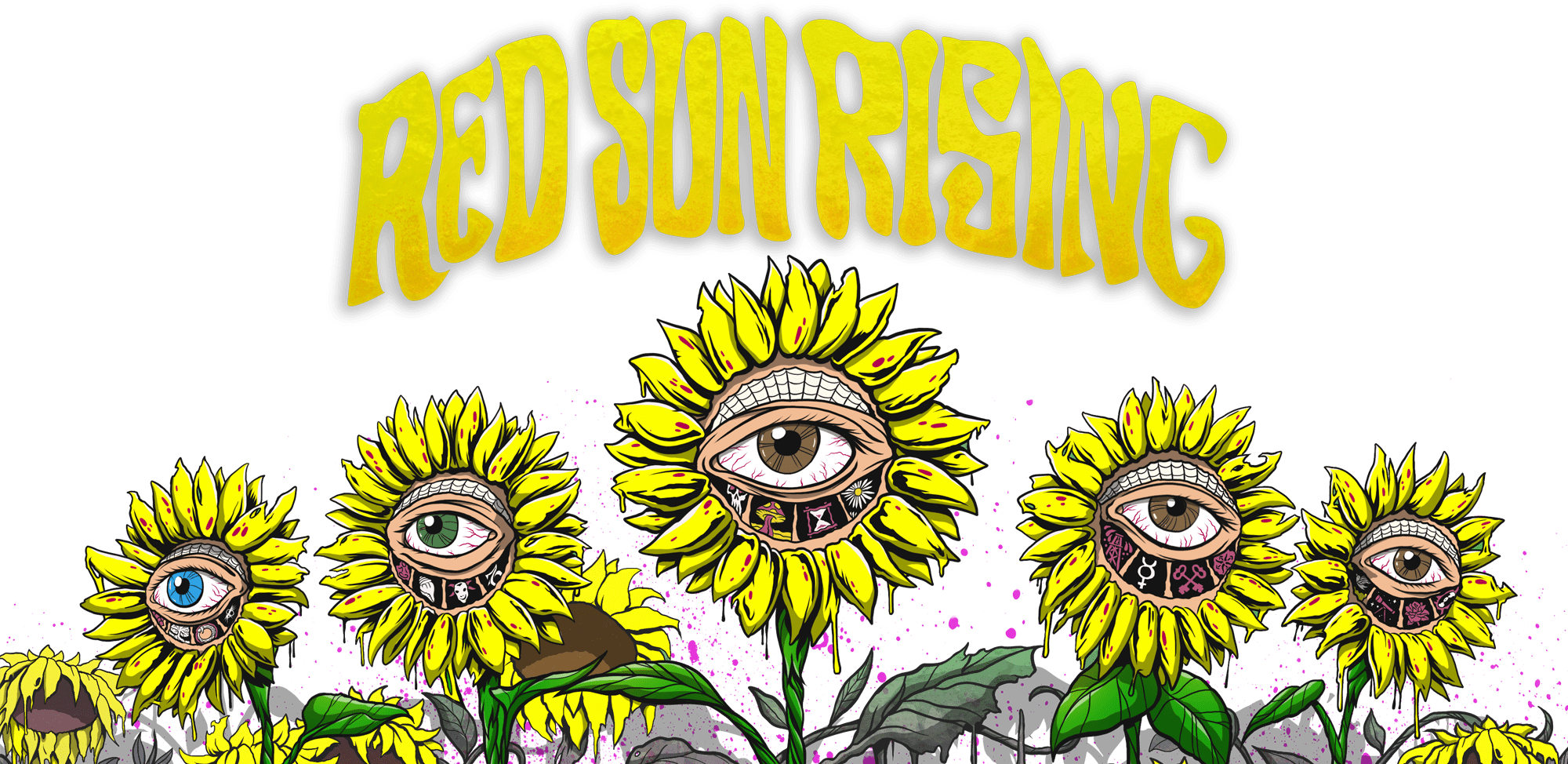 """Red Sun Rising Official Site - New Album """"Thread"""" Out ..."""